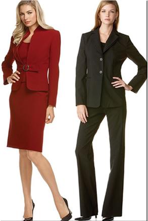 modelo de blazer social feminino