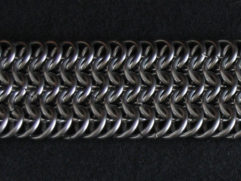 Six Ring Chainmail