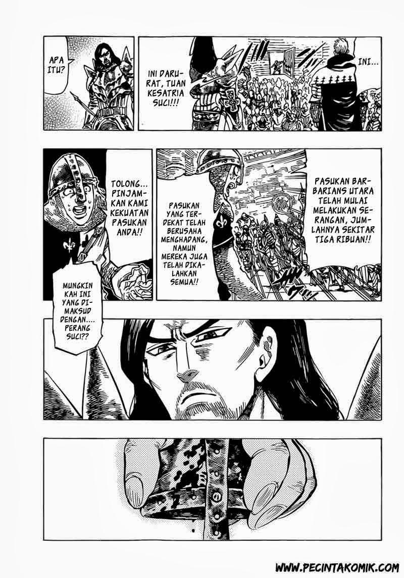 Nanatsu No Taizai Chapter 29-5