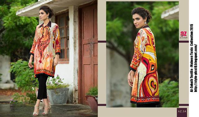 az-5a-maheen-tunic-2015-al-zohaib-textile