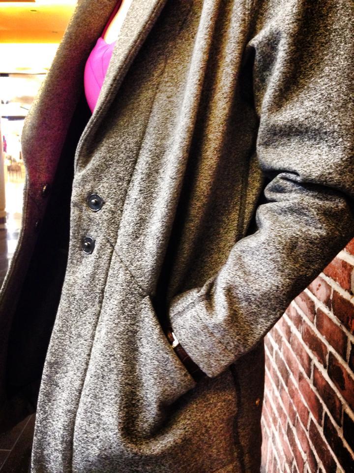lululemon cozy car coat ii