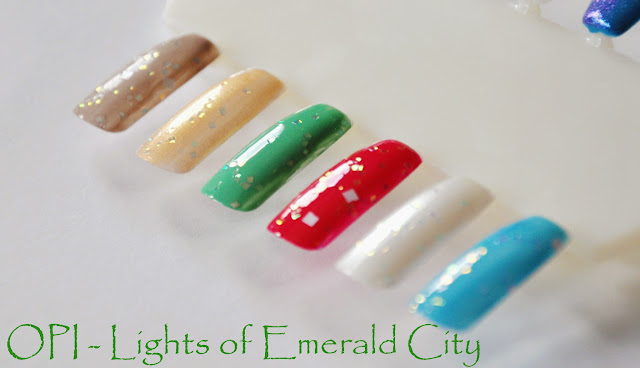 OPI - Lights of Emerald City