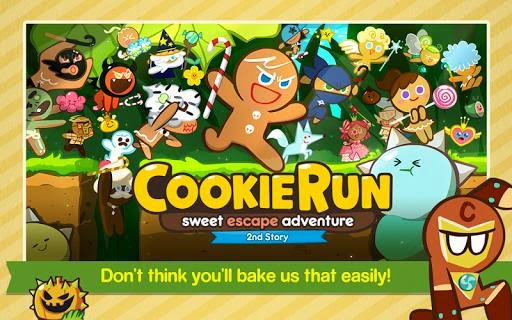 لعبة Line Cookie Run