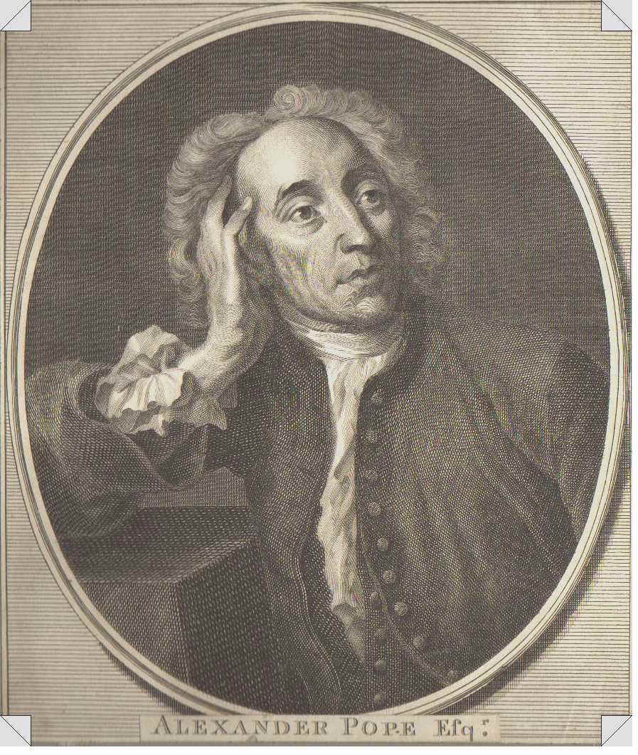 the poem an essay on man by alexander pope