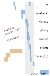 Check out my book!<br><br><i>A Workers' History of the United States</i><br>Available on Amazon