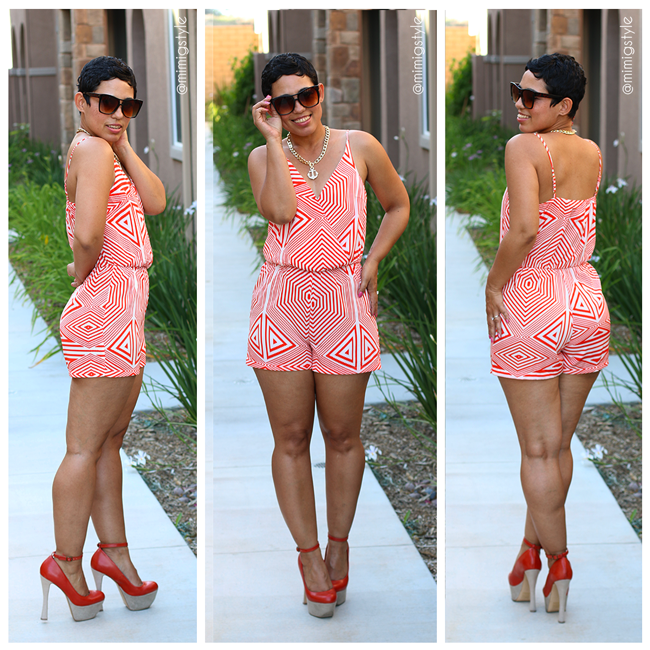 What i wore forever 21 playsuit diy option fashion lifestyle and