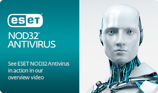 Eset NOD32 Antivirus 2015 Crack Patch Serial Key Free Download