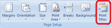 Cara Menampilkan Tanggal dan Waktu Print di Worksheet pada Ms.Excel