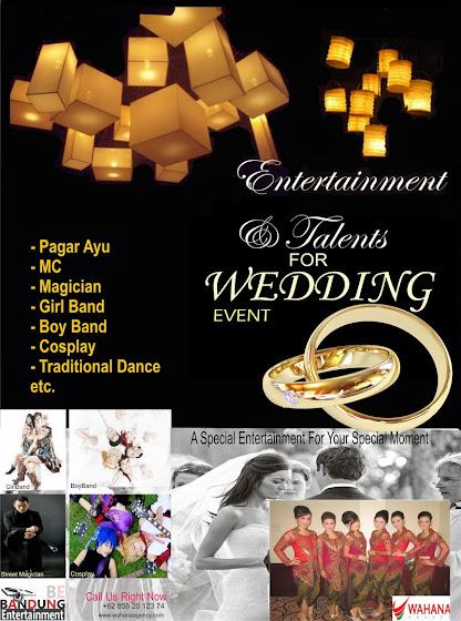 pagar ayu, spg bandung, entertainment for wedding, eo wedding, eo bandung
