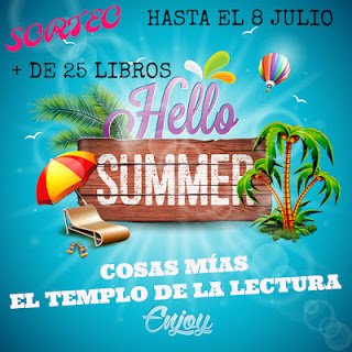 "Sorteo ""Hello Summer"""