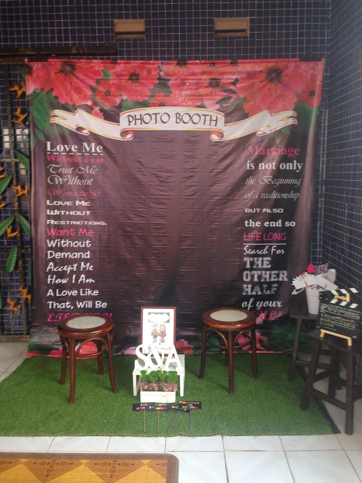 Photobooth In Melaka