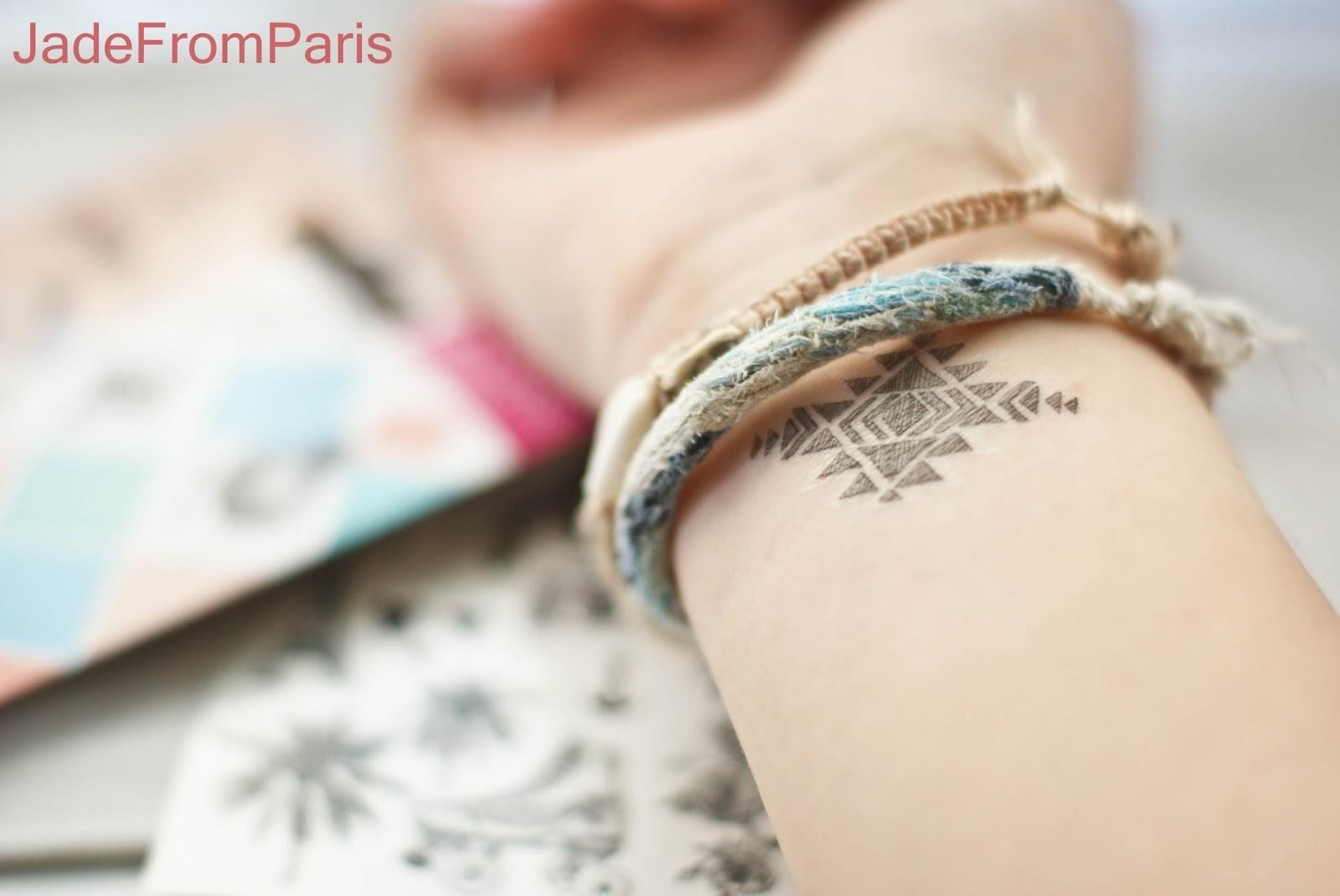 Tatouage poignet 40 idées de tatouages poignets Elle - prix petit tatouage poignet