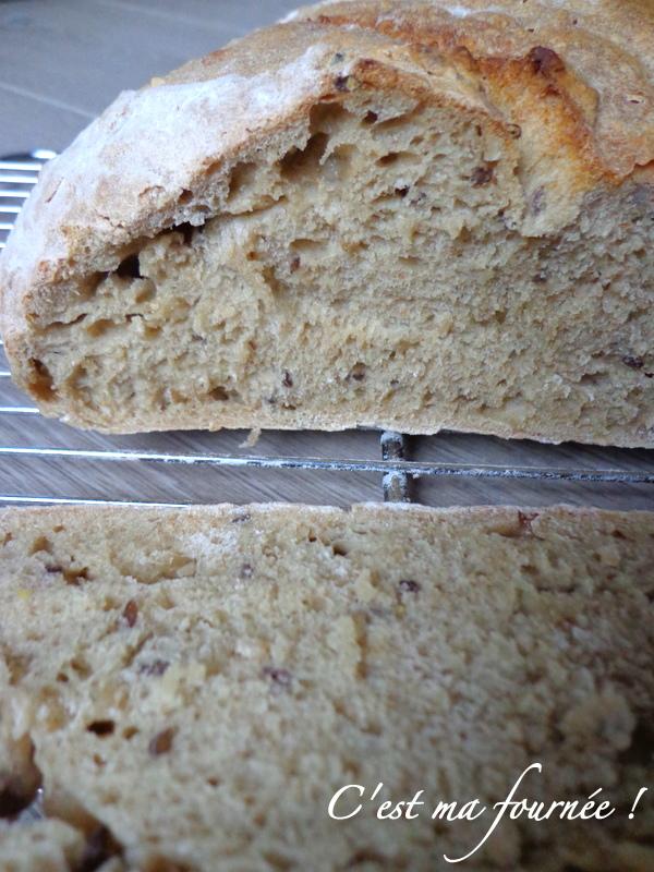 obtenir un pain aéré