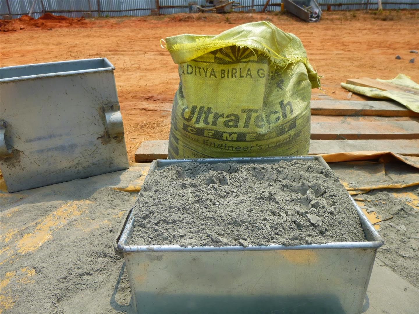 Ultratech Cement Foundation : Auroma french villaments february