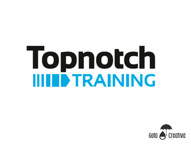 Topnotch Training por Gota Creativa