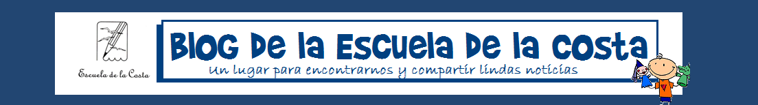 BLOG ESCUELA DE LA COSTA