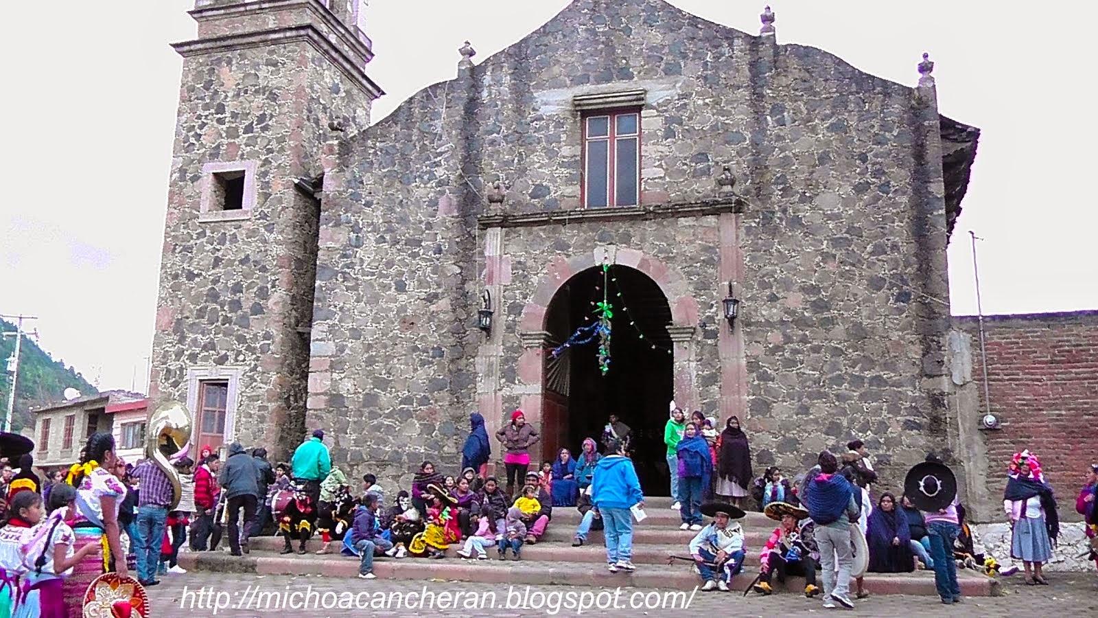 La iglesia del calvario