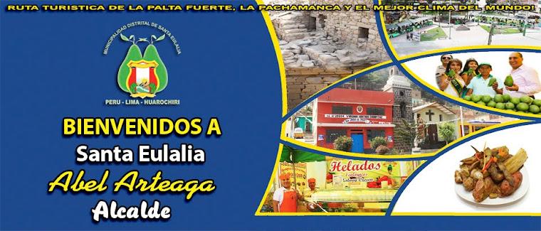 MUNICIPALIDAD DISTRITAL DE SANTA EULALIA, LIMA - PERU