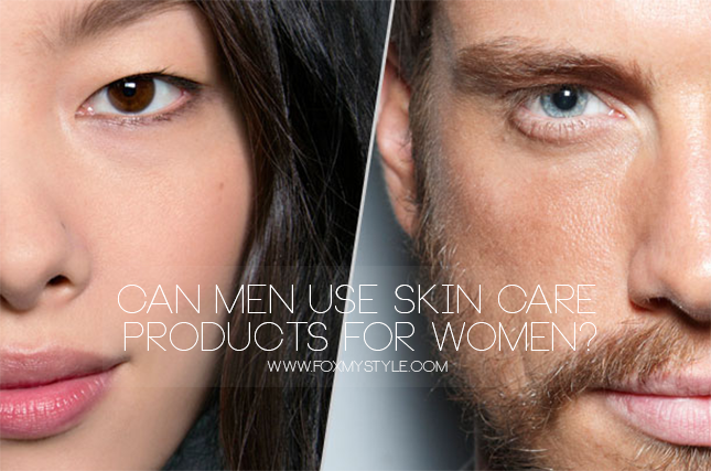 Can Men Use Beauty Products for Women?