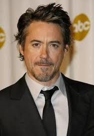 ROBERT DOWNEY HAIRSTYLE