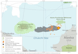 Extent of Worse Case Oil Spill