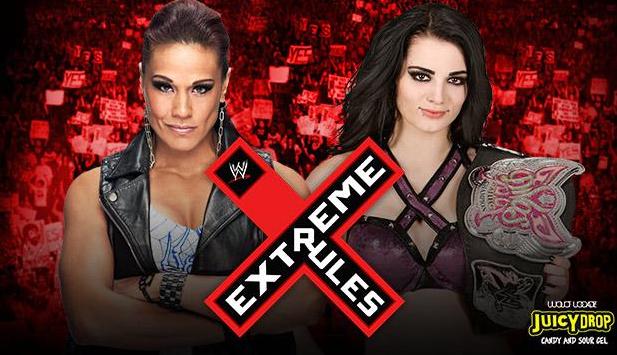 Tamina la imponente eredera Snuka se enfrenta ante Paige en un super combate muy bien planteado