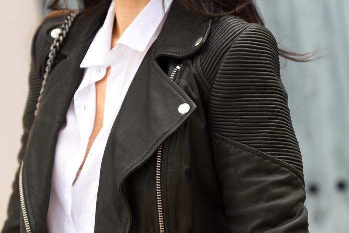 Muubaa Marca de prendas de cuero piel napa