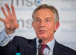 Politics: Tony Blair Speaks Ahead of Labour Leadership Debate on LBC Radio Tonight