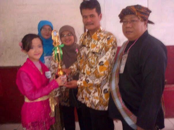 UPT Pendidikan Sawangan Gelar Lomba Pupuh Basa Sunda