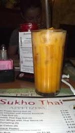 2016 Sukho Thai, Cold Thai Tea, Canton Oh