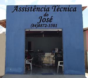 Assistência técnica do José