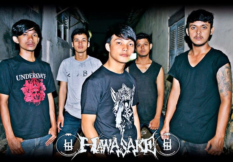 Hawasake Band Metalcore Serang - Banten Foto Logo Wallpaper