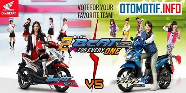 New Honda Beat Series, Otomotif Info
