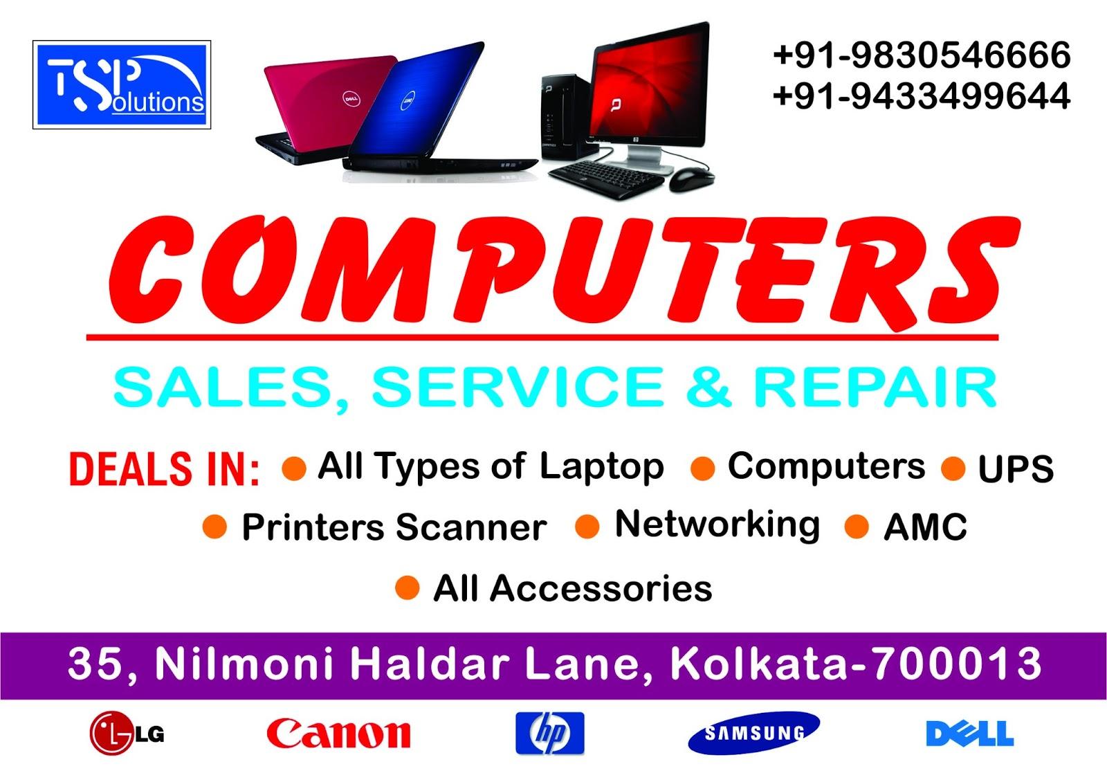 TSP Solutions, Kolkata, 9830546666
