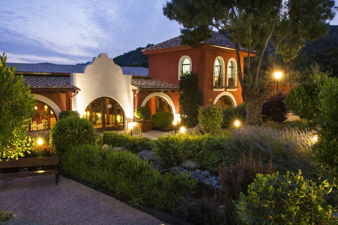 Hacienda Jacaranda, en Miraflores de la Sierra, Madrid