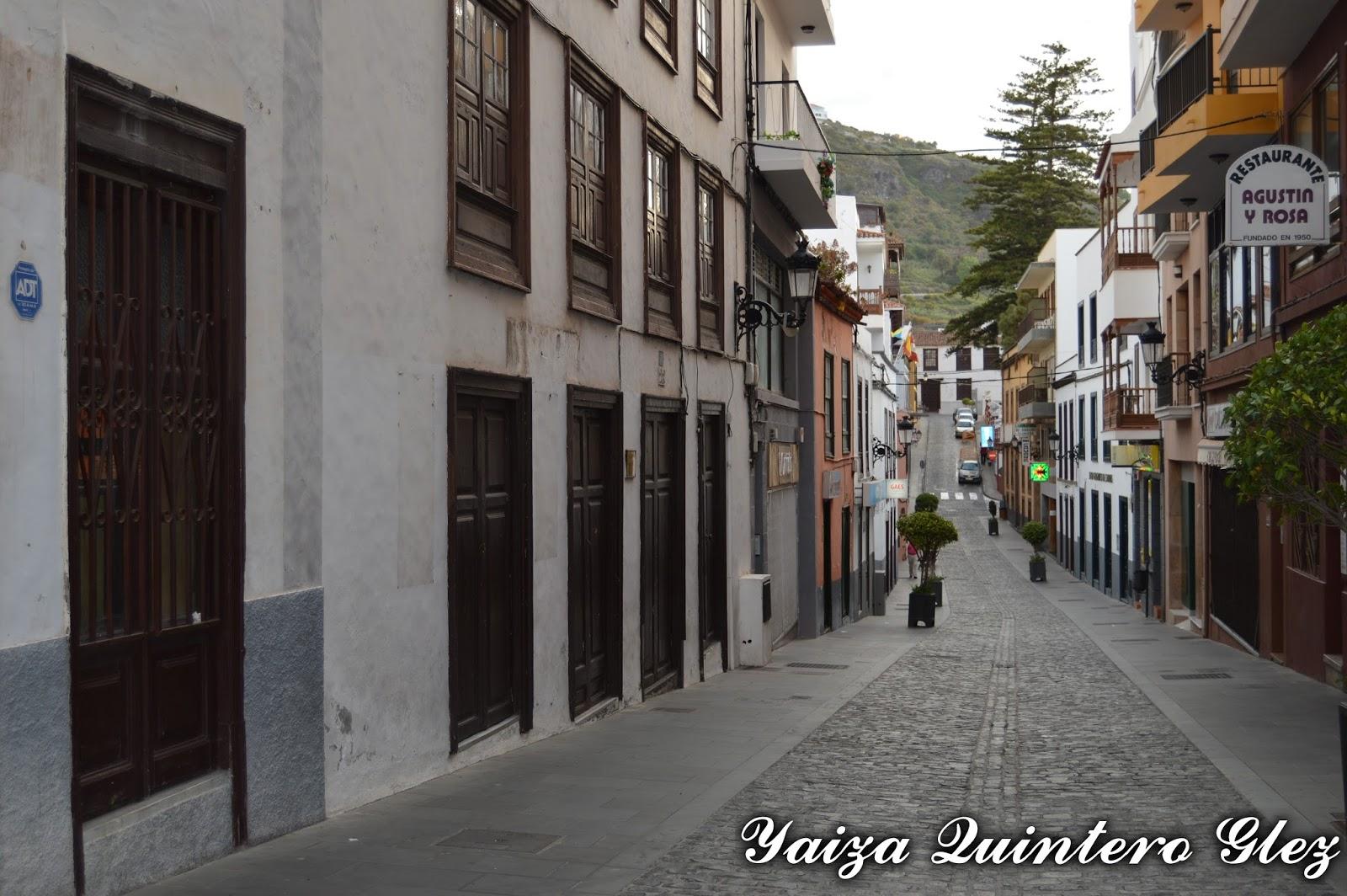 Andando Por Tenerife: Casco de Icod de los Vinos