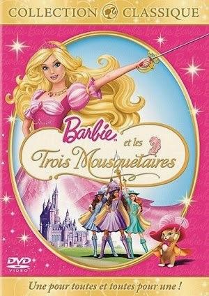 Barbie et les trois mousquetaires streaming films de - Barbie les 3 mousquetaires ...