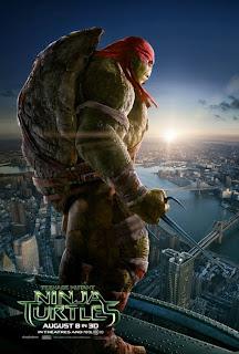 Teenage Mutant Ninja Turtles Raphael Poster
