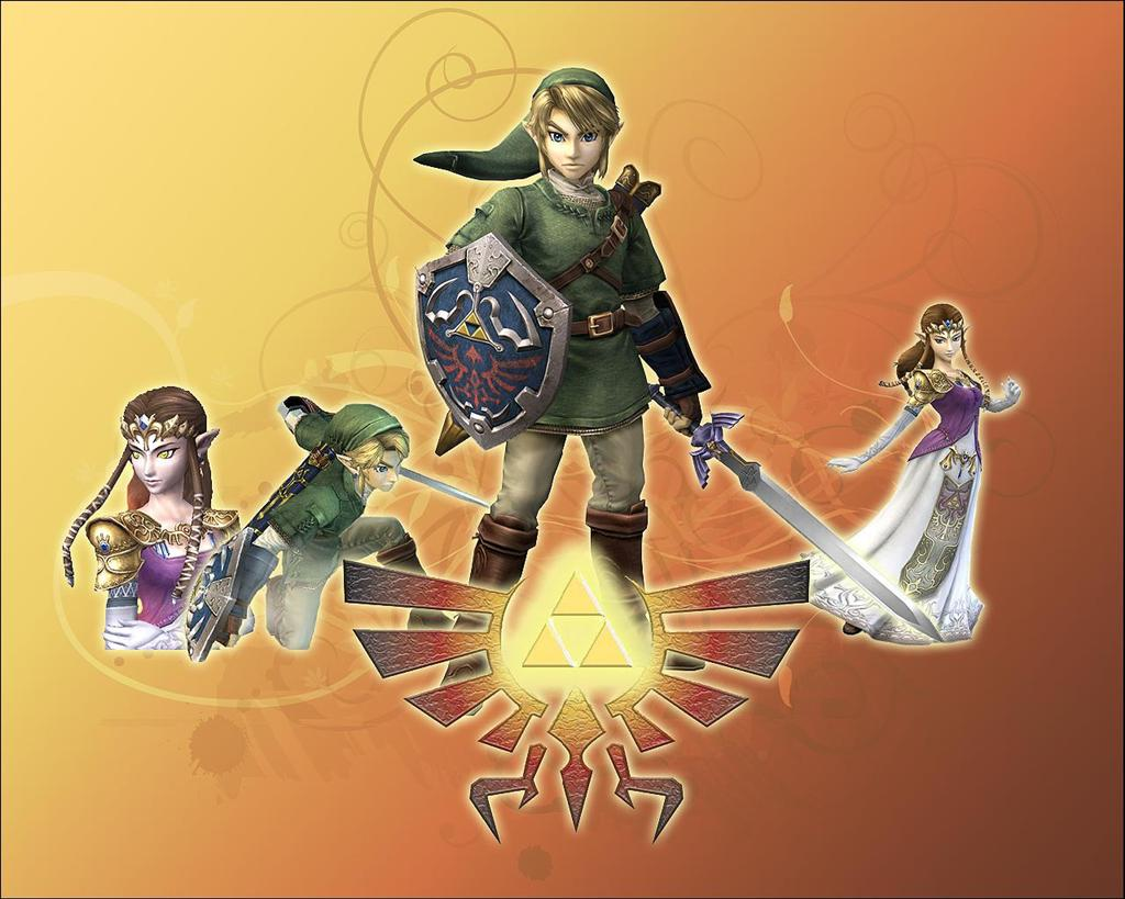 The Legend of Zelda HD & Widescreen Wallpaper 0.622086919410802