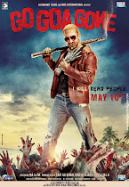 go goa gone - 2013 Hindi mobile movie poster hindimobilemovie.blogspot.com