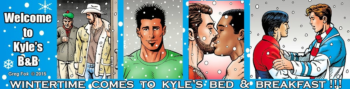 Kyle's Bed & Breakfast by Greg Fox