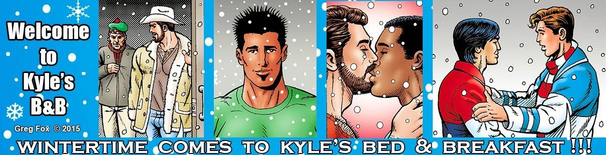 Kyle's Bed & Breakfast by Greg Fox