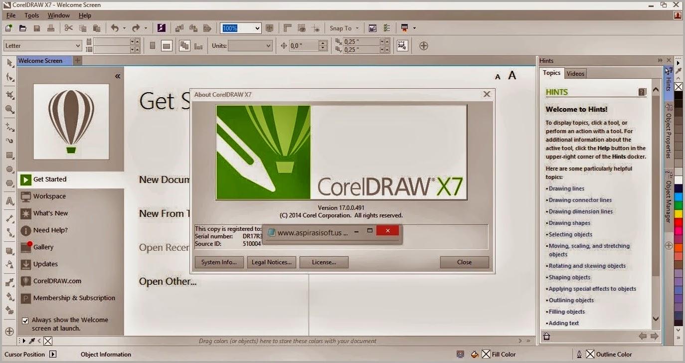 download corel draw terbaru untuk pc