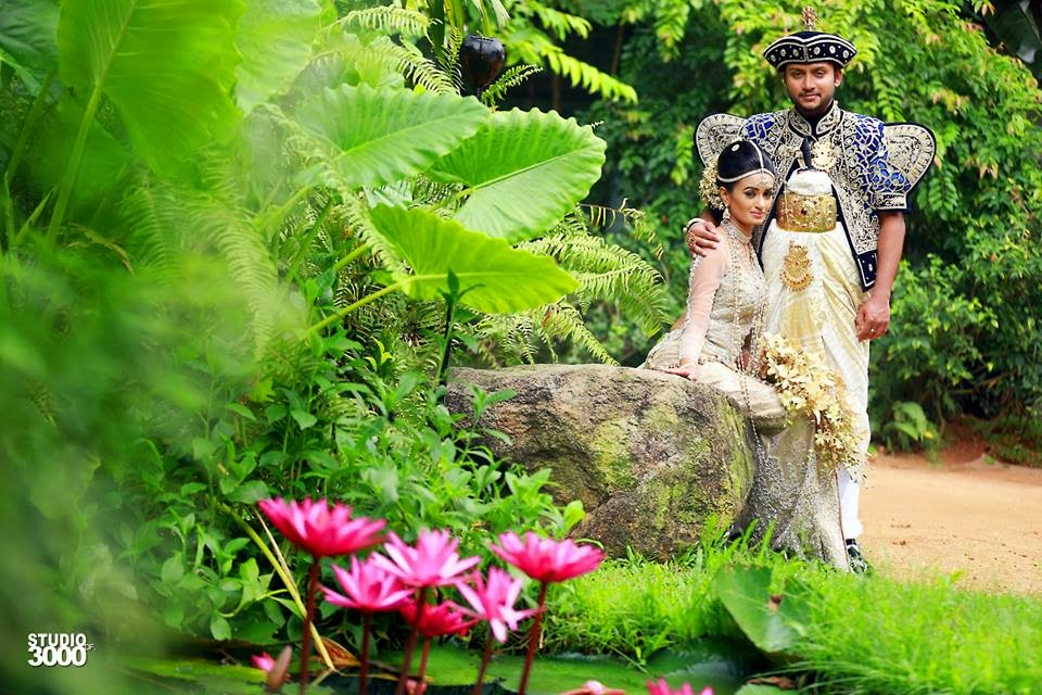 Prasadini wedding