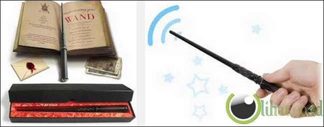 Magic Wand Remote Control