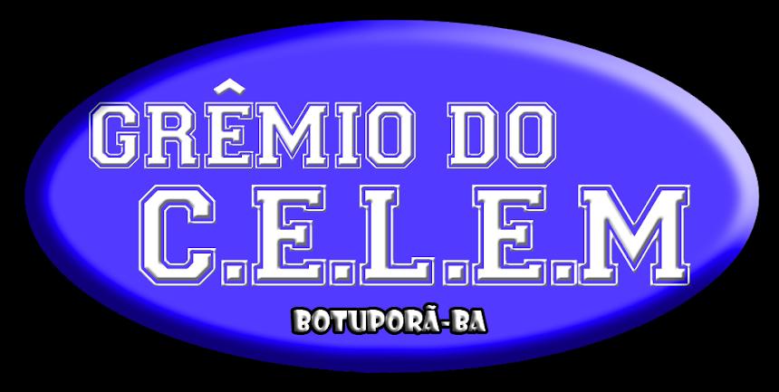 Grêmio do C.E.L.E.M - Botuporã - Colégio Estadual Luís Eduardo Magalhães