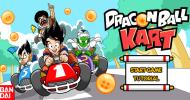 Songoku đua xe, dragon ball z kart