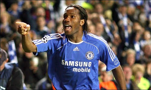 didier drogba happy