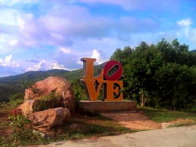 Bukit Love Karimunjawa