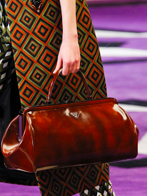 #MFW: Prada Fall/Winter 2012-13 Bags!